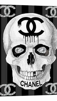 Chanel Skull // Studio One (18