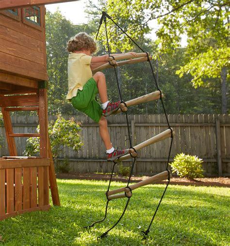 triangle rope ladder swingsetmallcom
