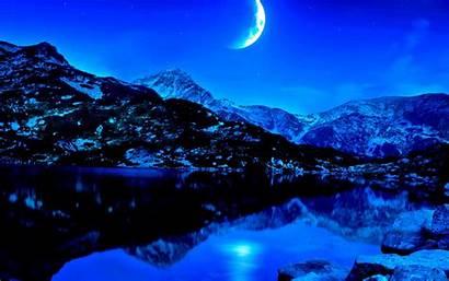 Night Wallpapers Landscape Desktop Background Amazing Nature