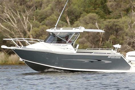 Cuddy Cabin Boats Australia by Genesis Craft Aluminium Boats Perth