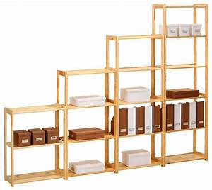 beautiful scaffale componibile jolly mobile moderno il legno massello libreria design with