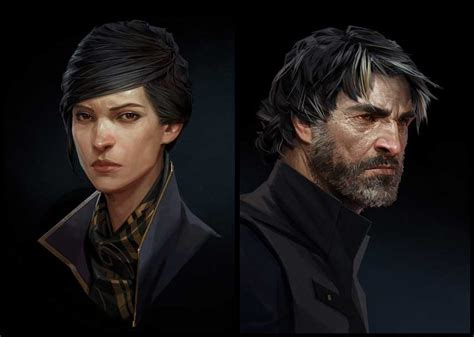 Big Batch Of Dishonored 2 Screens And Concept Art Out Of