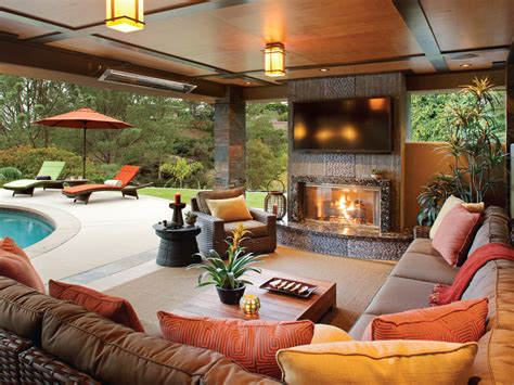 Special Section The Outdoor Room Design Ideas Hearth