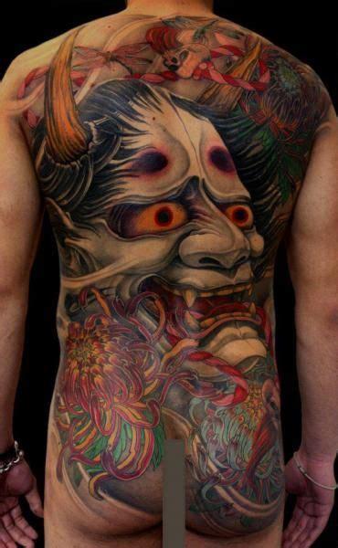hannya nhan ban tattoo hannya tatouage tatouage