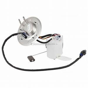 1998 Ford Mustang Fuel Pump Assembly 3 8l Or 4 6l Engines