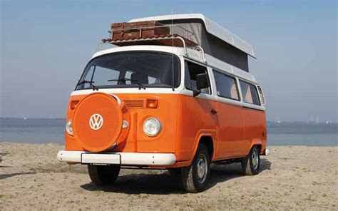 volkswagen van front retro bus vw selling new old microbus cer in the