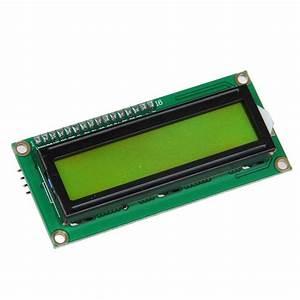 Iic  I2c  Twi 1602 Serial Lcd Module Display  700