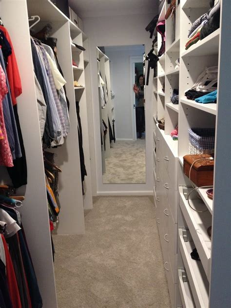Small Walk Closet Contemporary With Wardrobes Contemporary