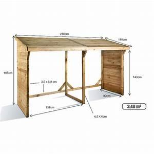 Abris Buches Bois : table bois montreal ~ Melissatoandfro.com Idées de Décoration