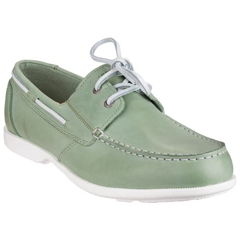 Boat Shoes Au by Rockport Mens Summer Sea Ii Leather Boat Shoes