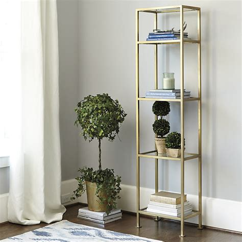Narrow Etagere by Narrow Etagere Traditional Bookcases