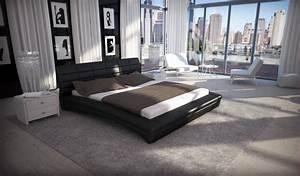 Bett 200x220 Weiß : polsterbett purina 200x220 weiss 200 x 220 cm wasserbetten rahmen offizielle hersteller ~ Indierocktalk.com Haus und Dekorationen
