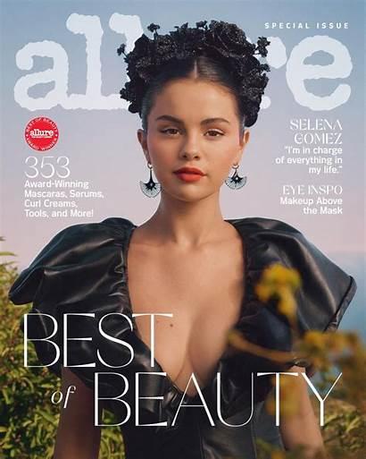 Gomez Selena Magazine Allure October Hawtcelebs