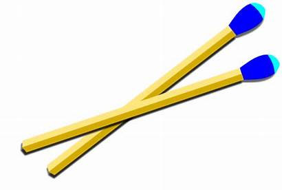 Matches Clip Kitchen Clipart Drawing Strike Tip