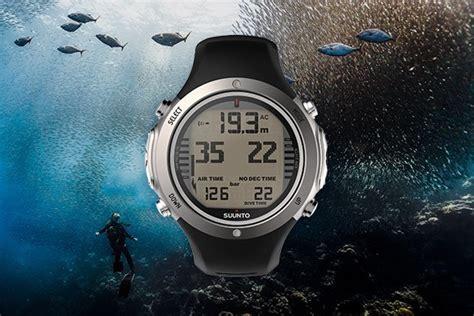 Suunto Dive Watches - suunto sized dive computers