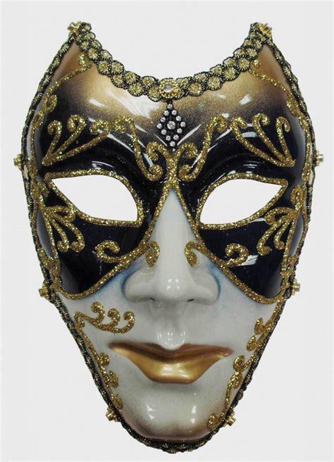 full face mask mask headband or ribbons