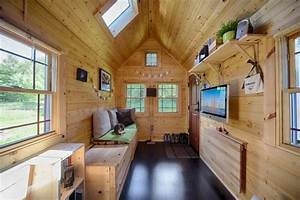 Tiny Tack House: Living Large In A Tiny House Interview