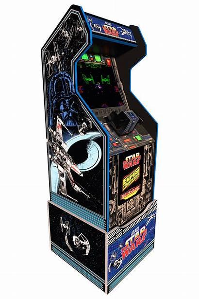 Arcade 1up Mod Starwars Retropie Raspberry Pi