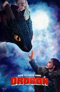How To Train Your Drogon By Madame