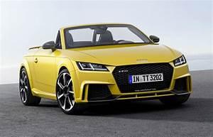Nouvelle Audi Tt 2015 : audi tt rs plus de puissance de vitesse et de charme ~ Melissatoandfro.com Idées de Décoration