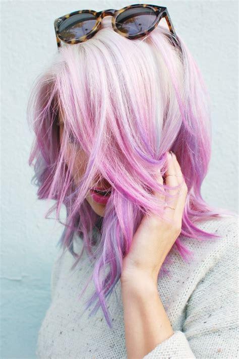 bunte haare n 1001 ideen f 252 r bunte haare bunte haarfarben sind immer aktuell cuts colours n styles