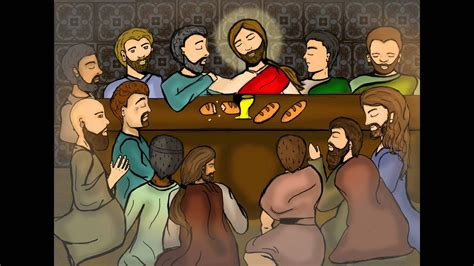 La Ultima Cena (jueves Santo)