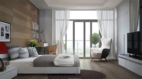 decorating ideas modern bedroom интерьер спальни в стиле 171 модерн 187 особенности фото 15106   interer spalni v stile modern osobennosti foto10