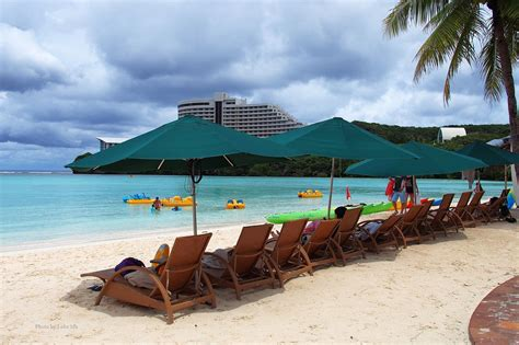 Filebeach Of The Westin Resort, Tumon Bay, Guam, Usa