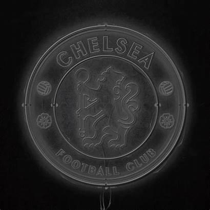 Neon European Football Signs Badges Favorite Gifs