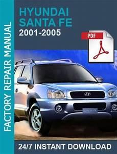 Hyundai Santa Fe 2000 2001 2002 2003 2004 2005 2006