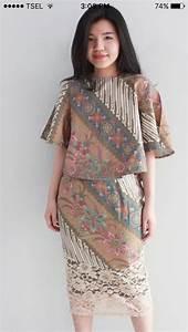 Best 25+ Batik dress ideas only on Pinterest | Model dress ...