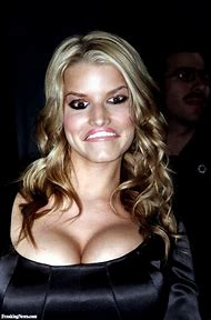 Jessica Simpson Mouth