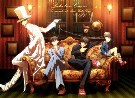 anime detective conan detective conan images conan kaito shinichi hd wallpaper
