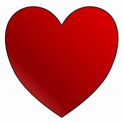 Heart Clip Clipart Hearts Cliparts Mini Icon