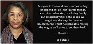 TOP 14 QUOTES BY MARY ALICE | A-Z Quotes