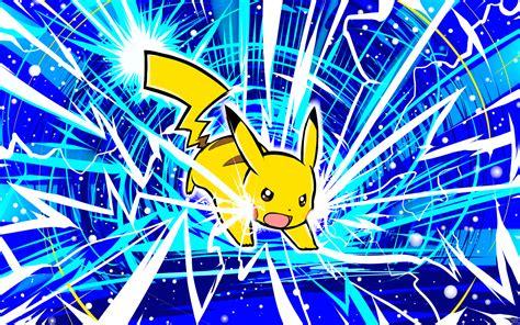 Pikachu  Thunderbolt By Ishmam On Deviantart