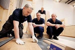 Reap the rewards of becoming a quick step master installer for Floor sanding courses