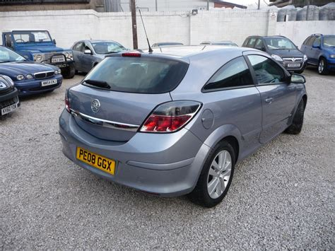 Vauxhall Astra 1.4 Sxi 3dr Manual For Sale In Chorley
