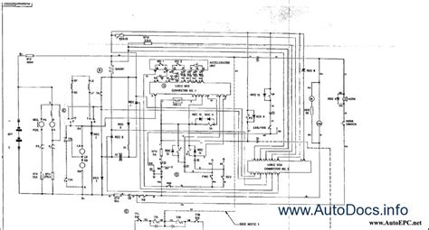 2013 Tacoma Trailer Wiring Harnes Diagram by 2013 Kenworth T660 Wiring Schematic Auto Electrical