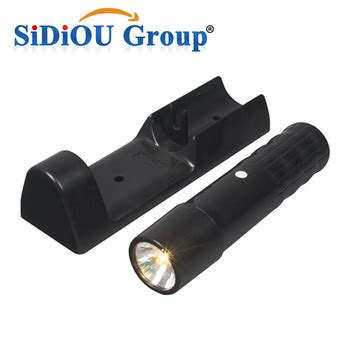 wall mounted emergency rechargeable flashlight led buy