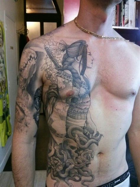 14 Best Tatouages By Nam Images On Pinterest