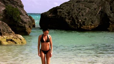 Beautiful Jobson Cove Beach In Bermuda Youtube