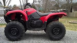 2005 Yamaha Grizzly 660