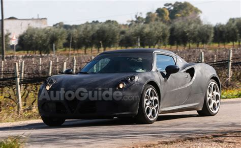 Fiat Alfa Romeo 4c by Top Fiat Dealers Will Be To Get Alfa Romeo 4c