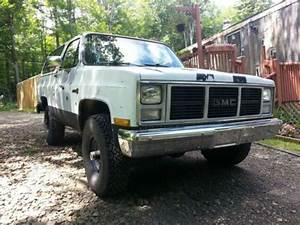Buy Used 1986 Gmc Chevy Jimmy Blazer In Newfoundland