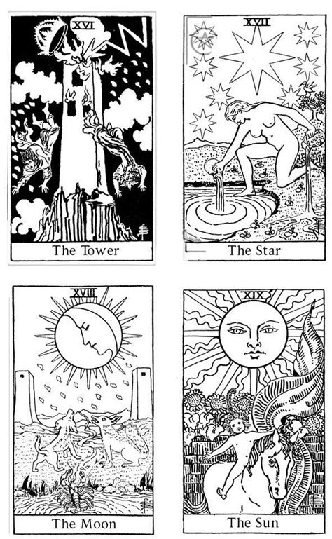 Maybe you would like to learn more about one of these? Coleman - Waite Tarot pg 5 | Tarot card tattoo, Tarot cards art, Rider waite tarot cards