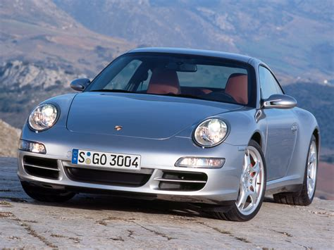 Porsche 911 Carrera 4s 997 Specs 2005 2006 2007