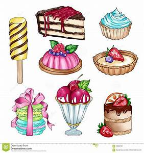 Sweet food clipart - Clipground