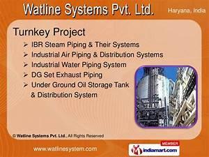 Steam Boiler & Hot Water Generator by Watline Systems Pvt ...