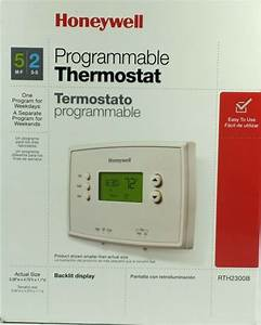 Honeywell Rth2300b Digital 5